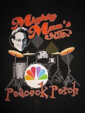 MIGHTY MAX'S PEACOCK PERCH (LG) T-Shirt BRUCE SPRINGSTEEN & THE EAST STREET BAND