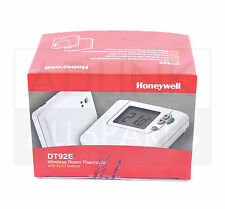 HONEYWELL dt92e WIRELESS locale TERMOSTATO con funzione di ECO