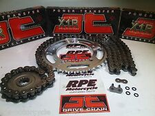 JT 525 X-Ring SUZUKI GSXR750 2004 - 2005 CHAIN AND SPROCKET KIT *OEM, QA or Fwy