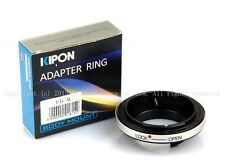 Kipon Adapter for Canon FD to Leica M M240/M9/M8 & Ricoh M mount RF Uncoupled