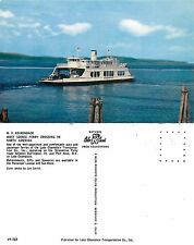 North America - M.V. Adirondack Most Scenic Ferry Crossing (S-L XX182)