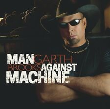 Garth Brooks-man against MACHINE CD NUOVO