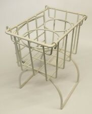 VW Beetle Karmann Ghia Type 3 T34 Tunnel Utility Basket new design White