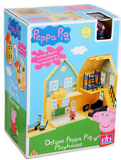 PEPPA Pig-Deluxe MAIALE Playhouse ** acquisto oggi **