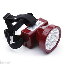 Keimav BM-169 LED Head Lamp (Red/Black)