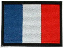 "France French (embroidered) Country Flag Patch 5""x 4"" (13 x 10CM) approx"