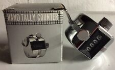 HAND TALLY COUNTER FROM 0000-9999