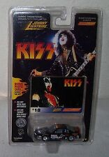KISS 1998 JOHNNY LIGHTNING Racing Dreams 1/64 Diecast STOCK CAR PAUL STANLEY #18