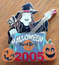 Halloween 2005 Las Vegas Hotel Hard Rock Cafe Pin Badge Rare Authentic (D5)