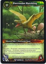 WORLD OF WARCRAFT WOW TCG REIGN OF FIRE CRAFTED : PTERRODAX HATCHLING X 3