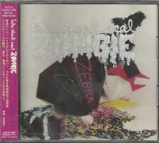 Fake Shark Real Zombie  Zebra Zebra CD Japan pressing New Sealed with OBI rare