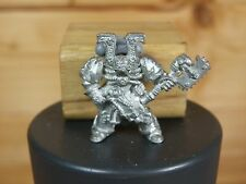 CLASSIC ROGUE TRADER ERA CHAOS SPACE MARINE KHORNE UNPAINTED (2815)