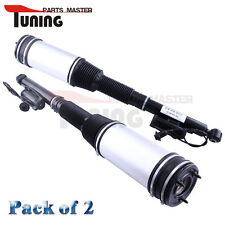 Rear Air Ride Suspension Spring Strut For Mercedes W220 2203205013 Pair Tuning