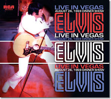 Elvis : Live In Las Vegas : August 26, 1969 : Dinner Show [Stereo] : Elvis Presl