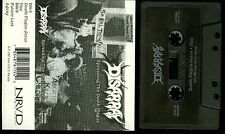 Disarray Spreading The Death Plague USA Cassette Tape