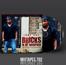 Troy Ave - Bricks In My Backpack Mixtape (Artwork CD/Front/Back Cover)