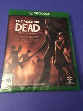 The Walking Dead *The Complete First Season Plus 400 Days* (XBOX ONE) NEW