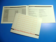 CHEVROLET Service Book  New Unstamped History Maintenance Record - Free Postage