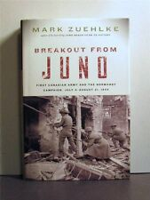 Breakout from Juno, Canadian Army, Normandy 1944,  World War II 2