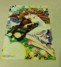 Clannad After Story Anime Poster (F)