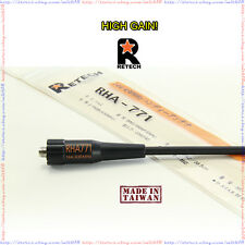 RETECH RHA-771 SJ  SMA-Female High Gain 20W ANTENNA for Baofeng KG-UVD1P UV-5R
