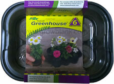 Jiffy Windowsill Greenhouse 6 Pellets