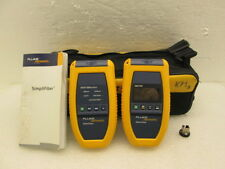 Fluke Simplifiber Fiber Verification Cable Test Kit FTS150 with SC Adapter