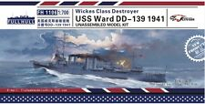 Flyhawk FH1106 1/700 USS Destroyer Ward DD-139 1941