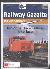 Railway Gazette International - August 2012