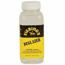 New Fiebing's Deglazer 4oz.118ml. Leather Care Smooth Cleaner Finish.