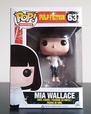 Pop! Movies #63 Mia Wallace by Funko, Rare, Pulp Fiction, Quentin Tarantino