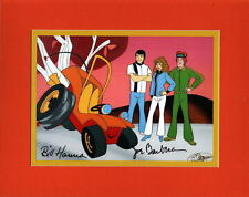 SPEED BUGGY GANG PRINT PROFESSIONALLY MATTED Hanna Barbera