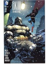 BATMAN DARK KNIGHT III THE MASTER RACE #2 1:500 NM- JIM LEE VARIANT