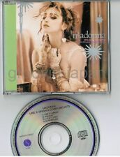 "MADONNA Like A Virgin&Other Big Hits JAPAN 5"" CD Collectors Series WPCR-1501"
