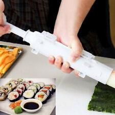 NEW Sushi Bazooka Roll Maker Kit Rice Mould Kitchen Chef Easy DIY Cooking Set