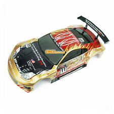 SR113 RC Body Shell 190mm & 02053 Body Clip 1/10 HSP On Road Drift Car 94123
