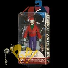 "BATMAN Animated Series HOLIDAY JOKER 6"" Action Figure CHRISTMAS DC Collectibles!"