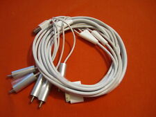Apple Rgb Component Av Video Cable 30-pin For Apple Ipad/iphone/ipod