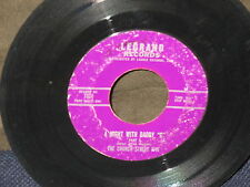 "The Church Street Five ""A Night with Daddy G"" 45 Single"
