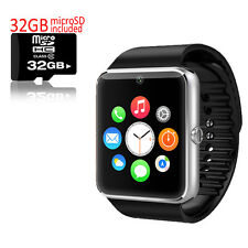 inDigi Bluetooth Bracelet Smart Watch Phone w/ OLED Display Caller ID Pedometer