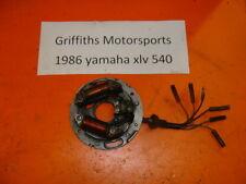 86 87 85 XLV YAMAHA EXCEL V 5 540 SRV OEM STATOR PLATE GEN GENERATOR PICK UP