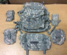 GENUINE ISSUE ACU ASSAULT MILITARY 3 DAY BACK PACK WITH 5 POUCHES MOLLE 2