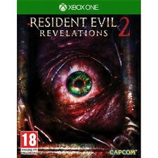 Resident Evil Revelations 2 Game Microsoft Xbox One Brand New