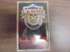 "NEW SEALED ""L.A. Guns  Cassette Tape (G)"