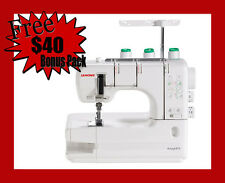 BRAND NEW IN BOX  Janome CoverPro 900CPX sewing machine
