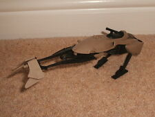 Vintage Star Wars Incomplete Speeder Bike Vehicle - Working Exploding Action