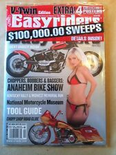 Easy Riders April 2014 FREE SHIPPING, V-twin (G rated) Edition,Choppers, Bobbers