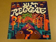 LP / JUST REGGAE