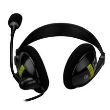 3.5mm Stereo Gaming Music Headset Headphone With Mic Microphone for PC Laptop