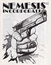 NEMESIS INCORPORATED: MAGAZINE FOR PULP FANDOM NUMBER 19 APRIL 1985 THE SHADOW